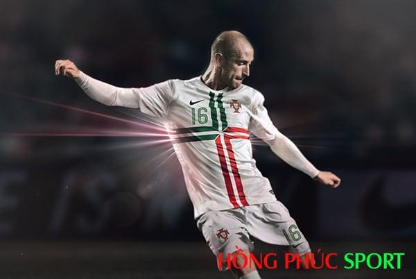 Áo đấu sân khách đội tuyển Bồ Đào Nha World Cup 2018