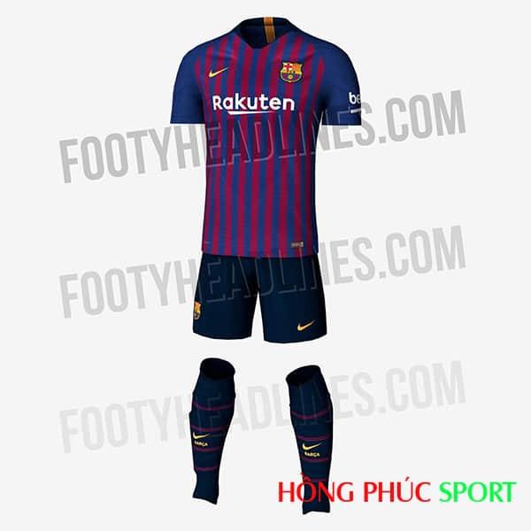 Tổng quan đồ thi đấu của Barca sân nhà mùa giải 2018 2019