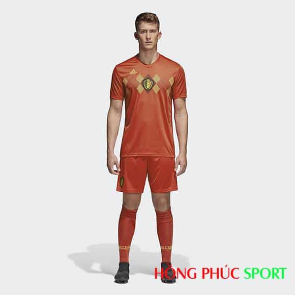 Tổng quan đồ thi đấu World Cup 2018 của Bỉ