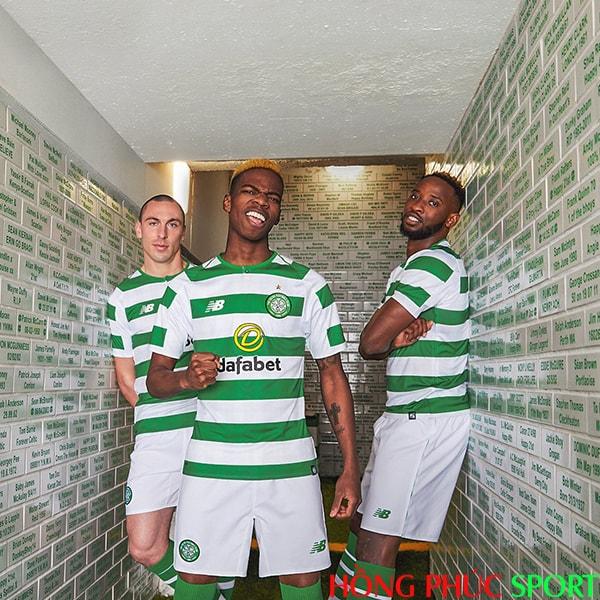 Trọn bộ áo đấu Celtic sân nhà mùa giải 2018 2019