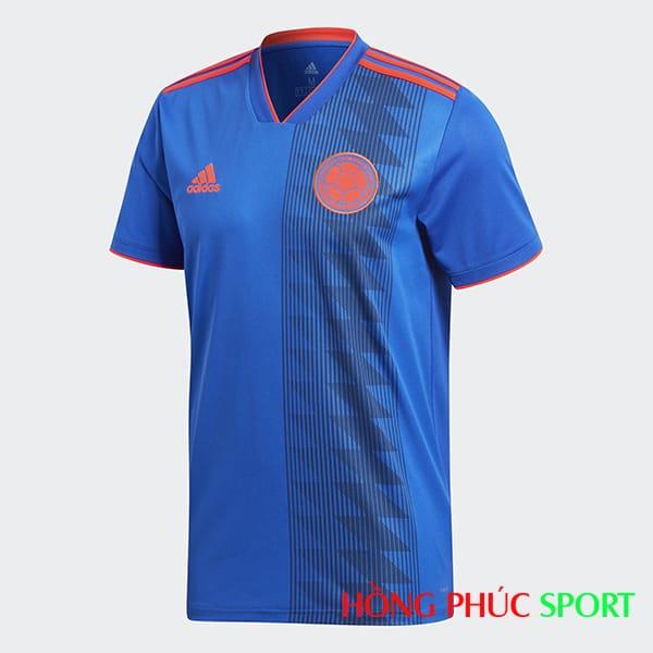 Áo đấu đội tuyển Colombia (phía ngực áo)