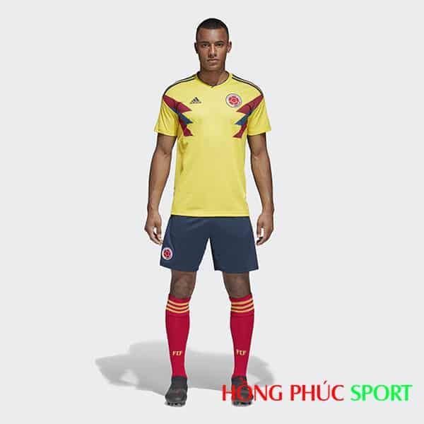 Tổng quan đồ thi đấu đội tuyển Colombia tại World Cup 2018