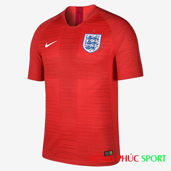 Áo đấu sân khách đội tuyển Anh (phía ngực áo)