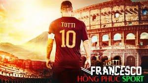 Huyền thoại Francesco Totti của AS Roma