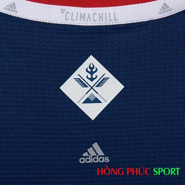 Bản Climachill (chuyên nghiệp), Biểu tượng Samurai, Logo Adidas theo thứ tự