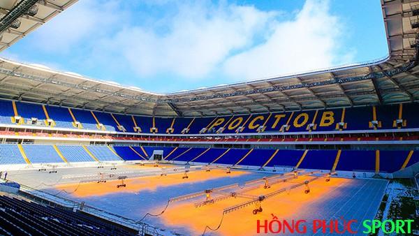 Sân vận động phục vụ World Cup 2018 ROSTOV ARENA