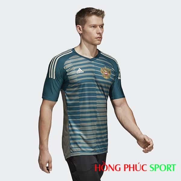 Áo đấu thủ môn đội tuyển Nga