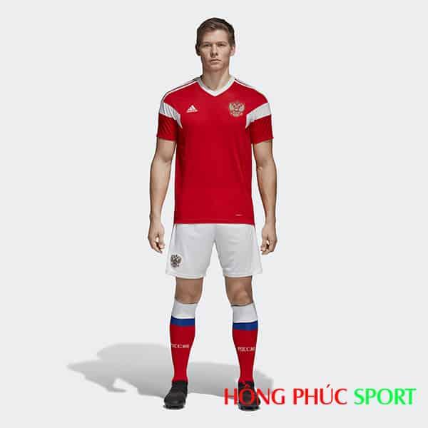 Tổng quan đồ thi đấu đội tuyển Nga tại World Cup 2018