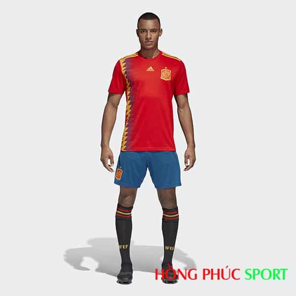 Tổng quan đồ thi đấu tại World Cup 2018 của Tây Ban Nha