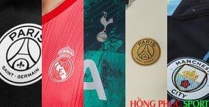 Tổng quan tất cả áo đấu clb 2018 2019 mới và đẹp nhất