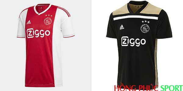 Áo đấu Ajax mùa giải 2018 2019