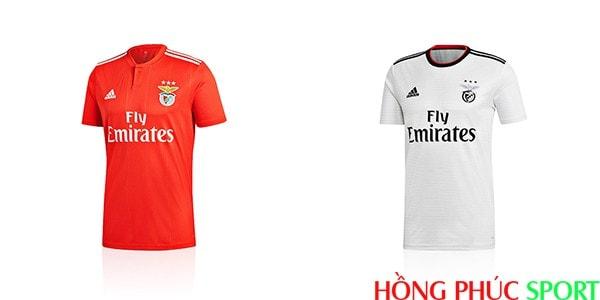 Áo đấu Benfica mùa giải 2018 2019