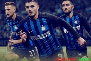 Áo đấu Inter Milan sân nhà mùa giải 2018 2019