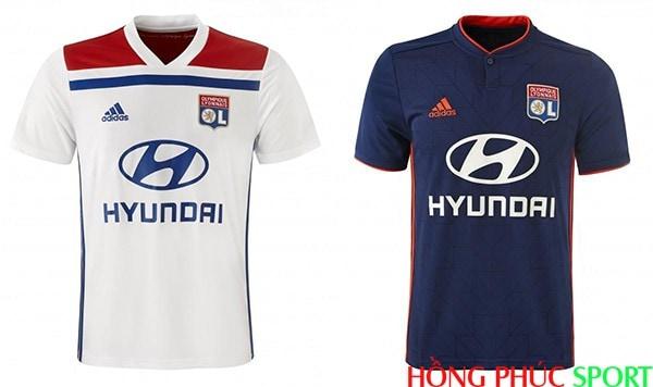 Áo đấu Lyon mùa giải 2018 2019