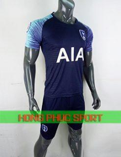 Áo đấu Tottenham sân khách 2018 2019 màu tím than