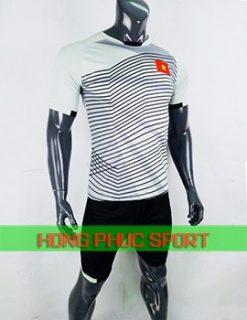 áo thủ môn đội tuyển Việt Nam 2018 màu xám