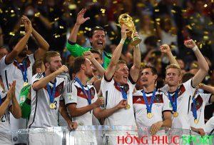 Đương kim vô địch World Cup đội tuyển Đức