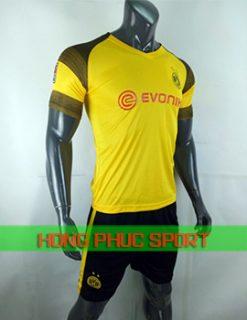 Bộ áo đấu Dortmund sân nhà 2018 2019 màu vàng