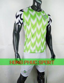 Áo đấu tuyển Nigeria sân nhà World Cup 2018