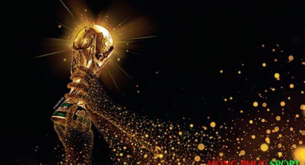 Danh sách 5 ứng viên vô địch World Cup 2018