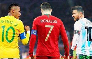 Lộ Giày vàng World Cup 2018, Messi và Neymar háo hức nhất