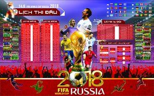 Hướng dẫn đồng bộ hóa lịch thi đấu World Cup 2018 vào Smartphone