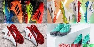 Tổng hợp mẫu giày các ngôi sao sử dụng tại World Cup 2018