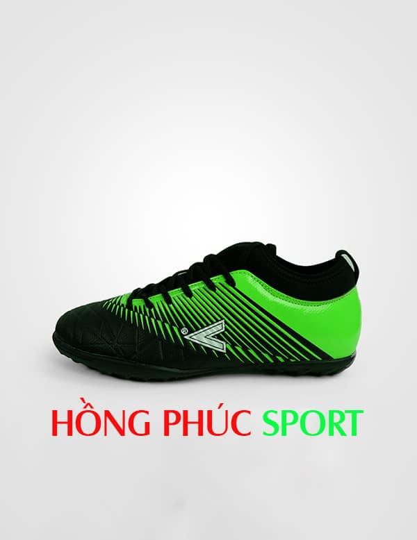 Giày bóng đá động lực MITRE MT-161110 màu đen