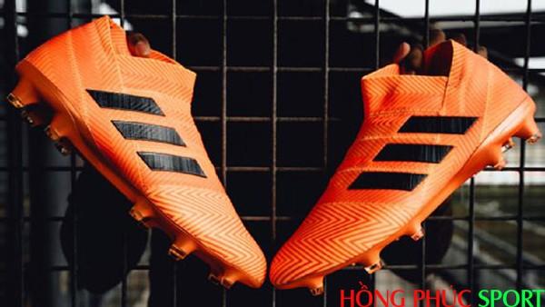 Mẫu giày Nemeziz 18+ do Adidas thiết kế