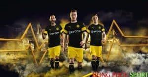 Áo đấu Dortmund sân khách mùa giải 2018 2019