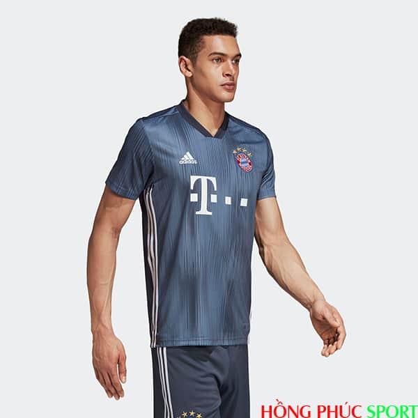Quần và áo đấu Bayern Munich thứ ba mùa giải 2018 2019