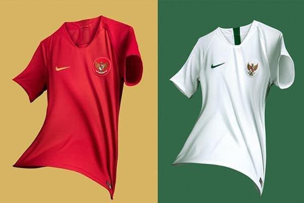Áo đấu đội tuyển Indonesia tại AFF Suzuki Cup 2018