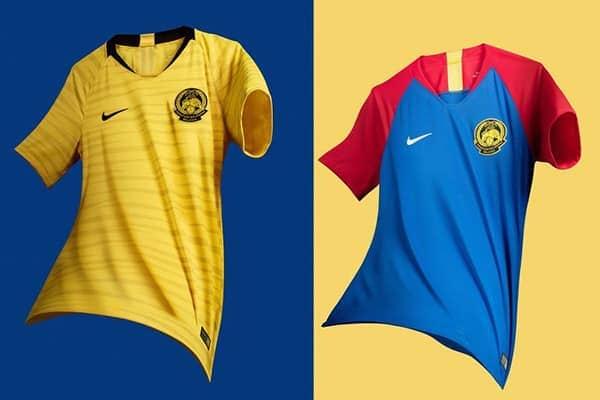 Áo đấu đội tuyển Malaysia tại AFF Suzuki Cup 2018