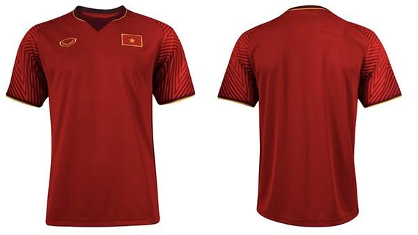 Áo đấu đội tuyển Việt Nam tại AFF Suzuki Cup 2018
