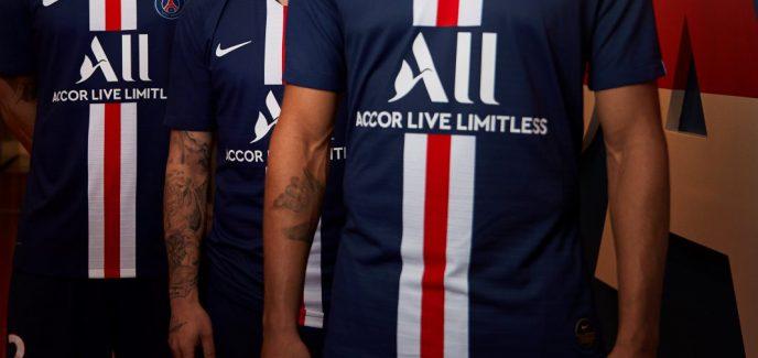 Áo đấu PSG mùa giải 2019 2020