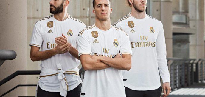 Áo đấu Real Madrid mùa giải 2019 2020