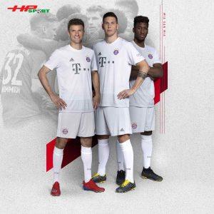 Áo đấu Bayern Munich mùa giải 2019 2020