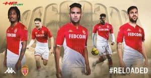 Áo đấu Monaco mùa giải 2019 2020
