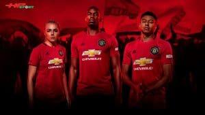 Top các mẫu áo đấu đẹp nhất giải ngoại hạng anh 2019 2020