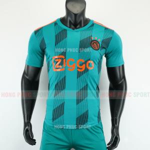 Áo bóng đá Ajax sân khách 2019 2020 màu xanh
