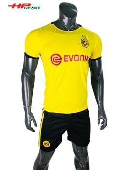 Áo bóng đá Dortmund sân nhà 2019 2020 màu vàng