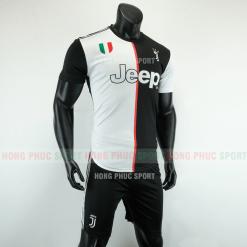 Áo bóng đá Juventus sân nhà 2019 2020