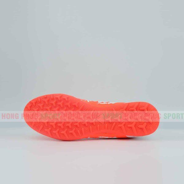 Giày bóng đá KAMITO Quang Hải cam trắng