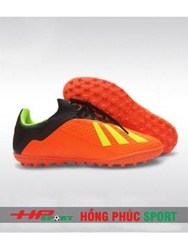 Giầy đá bóng chính hãng MIRA màu cam cao cấp