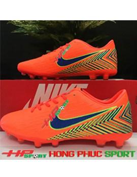 Giày đá bóng sân cỏ nhân tạo mã NT 1818 màu cam