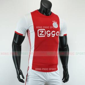 Áo bóng đá Ajax sân nhà 2019 2020 màu đỏ trắng