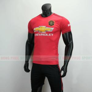 Áo bóng đá Manchester United sân nhà 2019 2020 đỏ