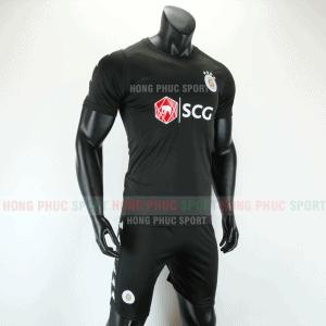 Áo bóng đá FC CLB Hà Nội 2019 2020 màu đen