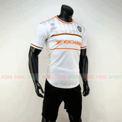 Áo bóng đá Chelsea Cup C1 2019 2020 màu trắng