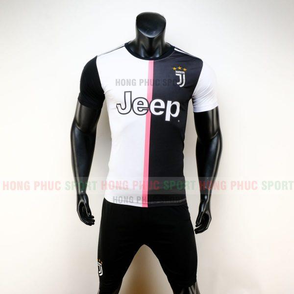 Áo bóng đá Juventus sân nhà 2019 2020 mẫu thứ 2
